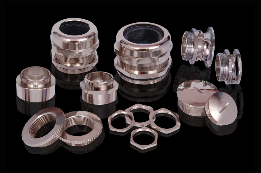 Brass Lock Nuts Manufacturer