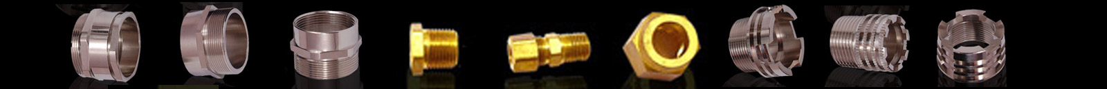 Exporter of Precision Brass Parts in France
