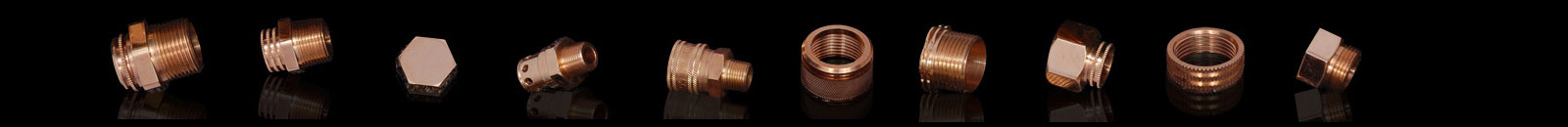 Exporter of Precision Brass Parts in Netherland