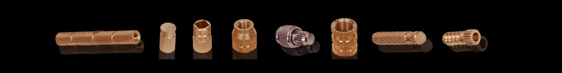 Manufacturer, exporter and supplier of Brass Lock Nuts